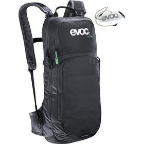 EVOC CC Mochila Lite Performance 10l + Bolsa Hidratación 2l, black